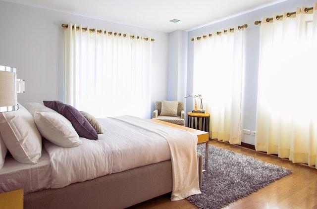 Hjælp til indretning af dit soveværelse
