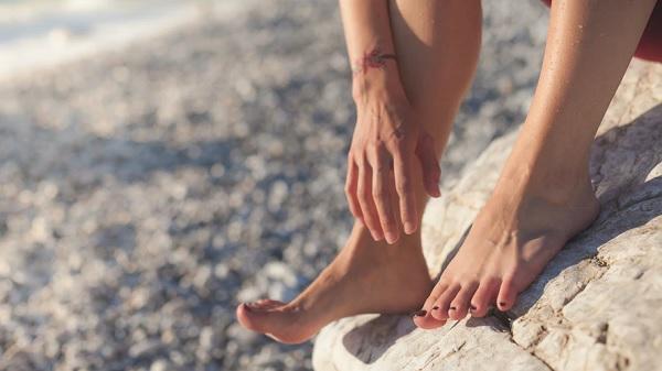 Hævede fødder