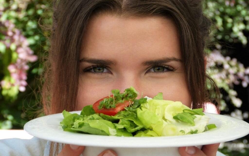 Spis sundt og motioner for det bedste helbred